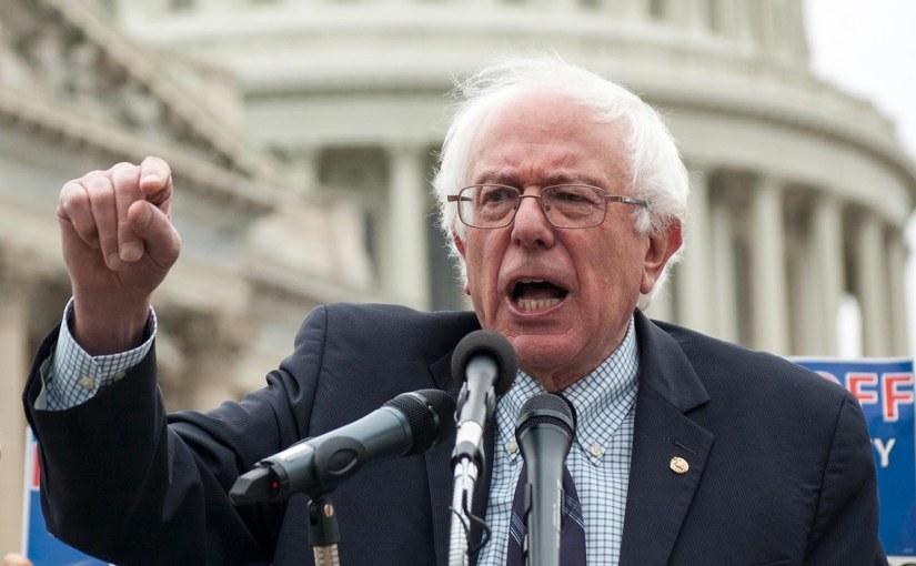 NEW POLL: Bernie Sanders Way Ahead In Democratic 2020 PresidentialPrimary